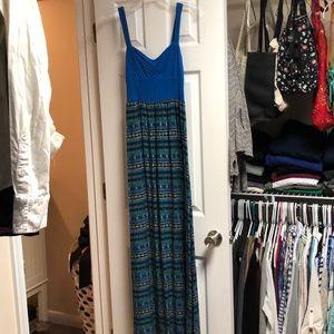 Mudd size xs maxi dress